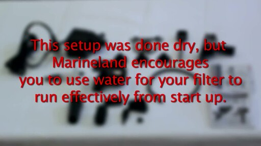 Marineland Maxi-Jet Multi-Use Aquarium Water Pump & Power Head - image 10 from the video