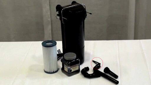 Marineland HOT Magnum Hang On Tank Convertible Canister Filter - image 1 from the video