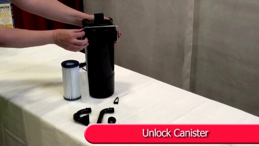 Marineland HOT Magnum Hang On Tank Convertible Canister Filter - image 2 from the video