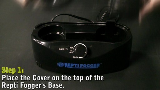 Repti Fogger - image 1 from the video