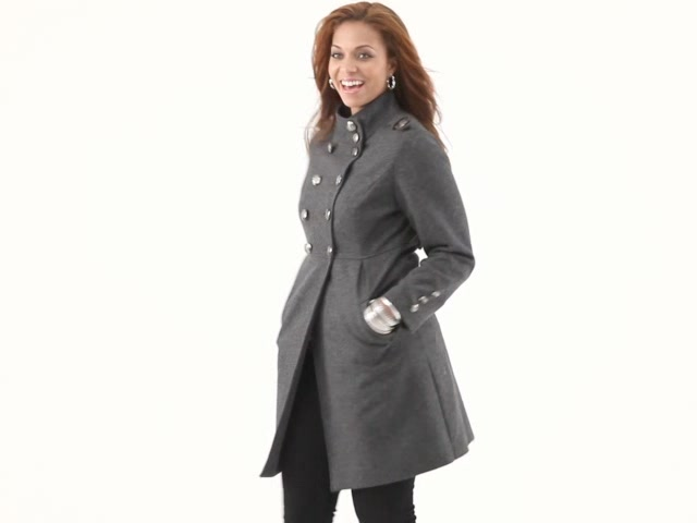 Plus Size Wool Coats For Women