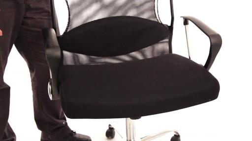 extra large mesh office computer chair plus size