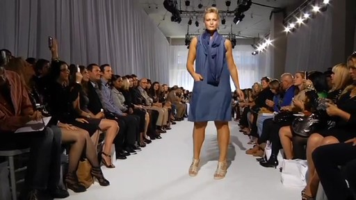 Lightweight Cotton Denim Jumper - image 7 from the video
