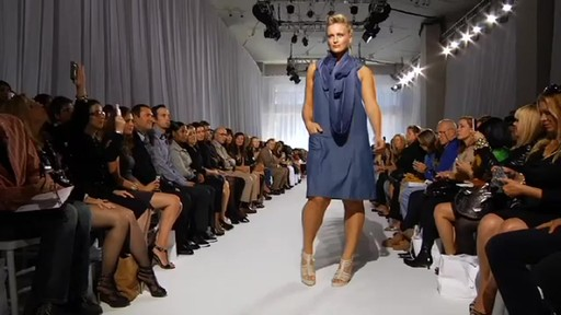 Lightweight Cotton Denim Jumper - image 9 from the video