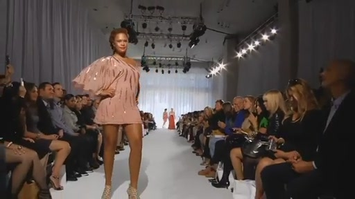Off-the Shoulder Special Occasion dress - image 10 from the video