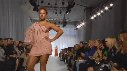 Off-the Shoulder Special Occasion dress - image 9 from the video
