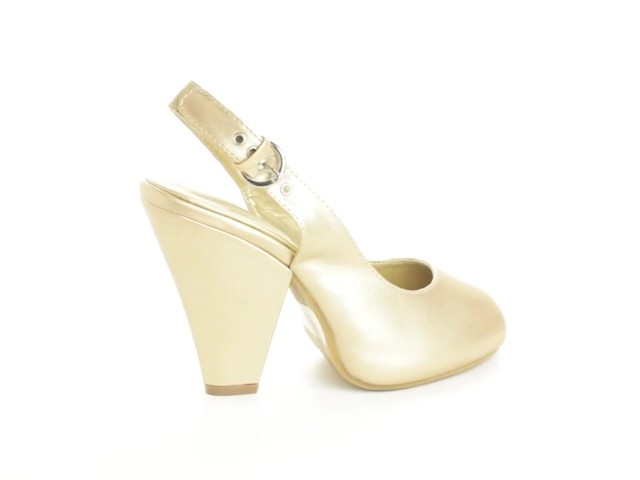Cookie Slingback by Comfortview® - image 2 from the video