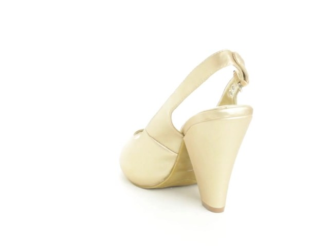 Cookie Slingback by Comfortview® - image 5 from the video