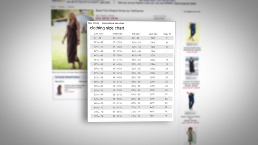Dress Fit Guide - image 8 from the video