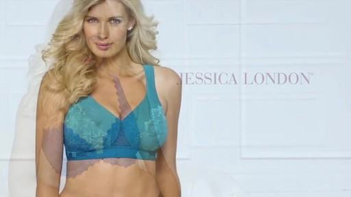 Jessica London Bras - image 1 from the video