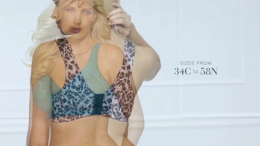 Jessica London Bras - image 2 from the video