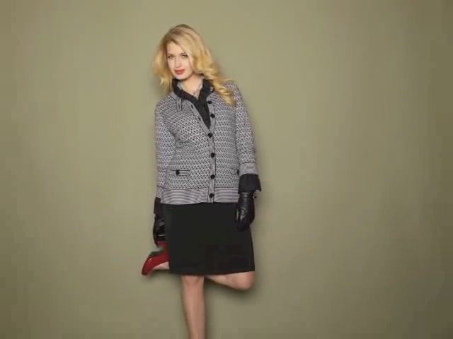 Plus Size Sweater Video from Jessica London - image 6 from the video