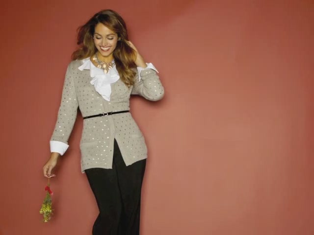 Plus Size Sweater Video from Jessica London - image 8 from the video