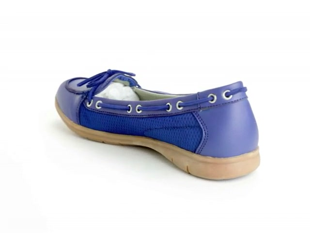 5a2620b5237 Emily moccasin shoe from CV Sport by Comfortview® - image 5 from the video
