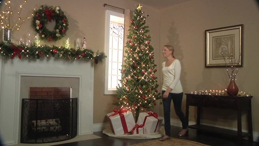 brylanehome 8ft christmas tree in a bag image 1 from the video