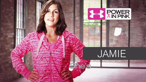 UA PIP® Ambassador 2012 - Jamie L - image 10 from the video