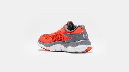 Boys' Pre-School UA Engage II BL Shoes - image 7 from the video
