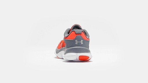 Boys' Pre-School UA Engage II BL Shoes - image 8 from the video