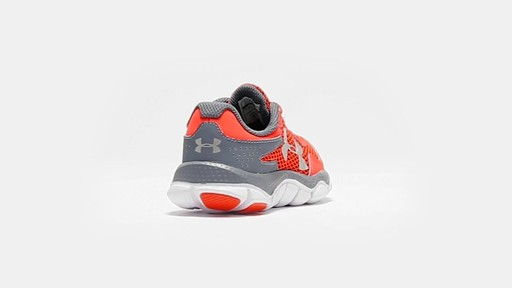 Boys' Pre-School UA Engage II BL Shoes - image 9 from the video