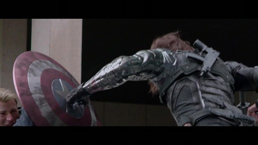 Captain America: Winter Soldier Teaser - image 7 from the video