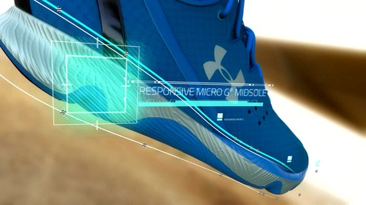 UA SpeedForm™ Apollo: How It Works - image 5 from the video
