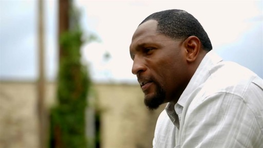 I WILL™: Ray Lewis Behind the Scenes - image 10 from the video