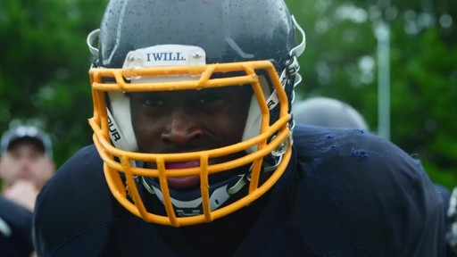 I WILL™: Ray Lewis Behind the Scenes - image 3 from the video