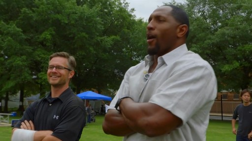 I WILL™: Ray Lewis Behind the Scenes - image 5 from the video