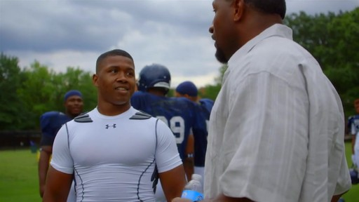 I WILL™: Ray Lewis Behind the Scenes - image 8 from the video