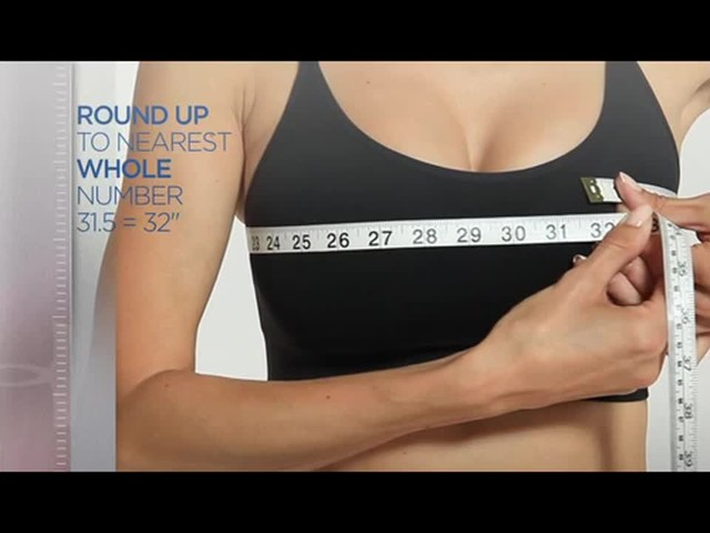 UA Bra Fit Video - image 7 from the video