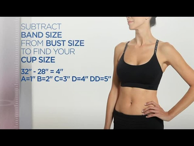 UA Bra Fit Video - image 8 from the video