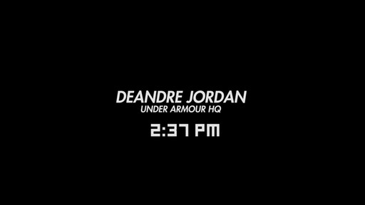 Deandre Jordan: We Make Athletes Better - image 1 from the video