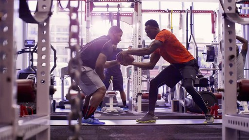 UA Spine™ Clutch: FLEX UNDER PRESSURE - image 5 from the video
