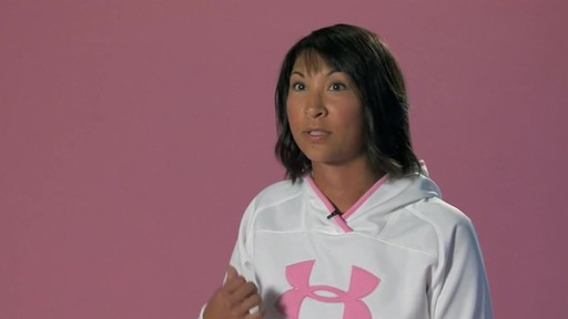 UA PIP® Ambassador 2009 - Steffanie M - image 7 from the video