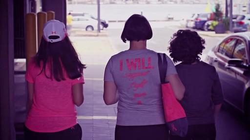 Sneak Peek: UA Power In Pink™ 2013 Survivor Search Winners - image 1 from the video