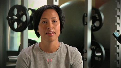 UA PIP® Ambassadors 2010 - Joleen R - image 2 from the video
