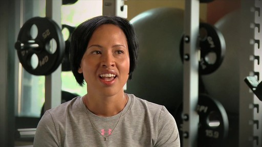 UA PIP® Ambassadors 2010 - Joleen R - image 3 from the video