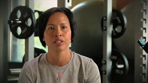 UA PIP® Ambassadors 2010 - Joleen R - image 5 from the video