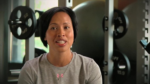 UA PIP® Ambassadors 2010 - Joleen R - image 6 from the video