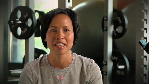 UA PIP® Ambassadors 2010 - Joleen R - image 7 from the video