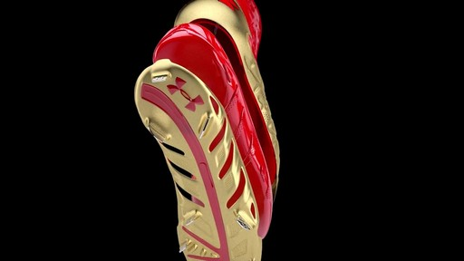 I WILL™: UA Highlight Cleats - image 6 from the video