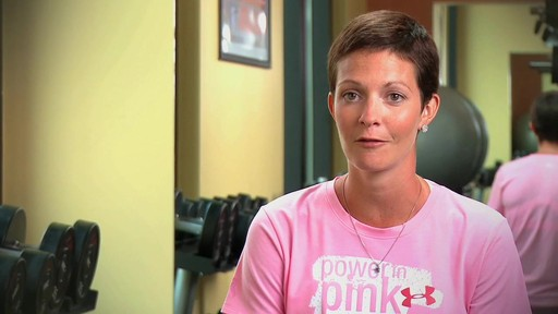 UA PIP® Ambassador 2010 - Ashley R - image 5 from the video