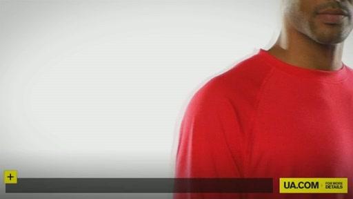 Men's UA Tech™ Longsleeve T - image 1 from the video