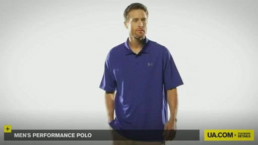 Men's Performance Polo - image 2 from the video