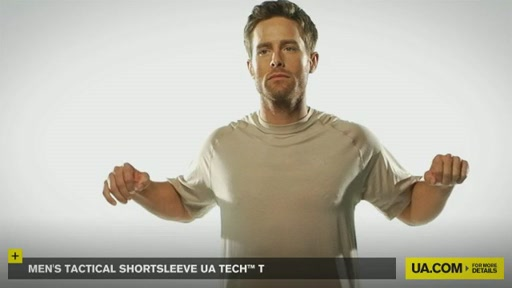 Men's Tactical Shortsleeve UA Tech™ T - image 7 from the video