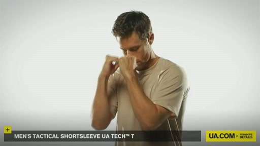 Men's Tactical Shortsleeve UA Tech™ T - image 8 from the video