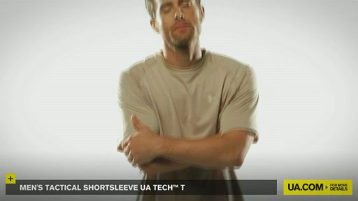 Men's Tactical Shortsleeve UA Tech™ T - image 9 from the video