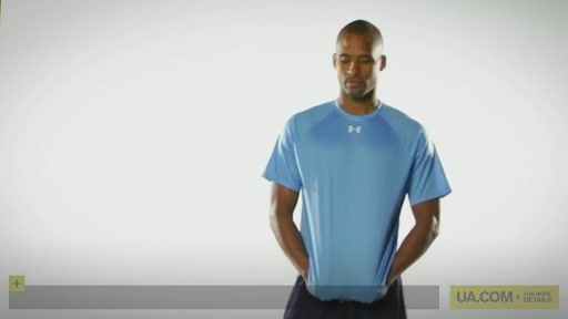 Men's HeatGear® Team Loose T - image 10 from the video