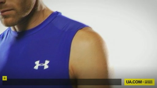 Men's HeatGear® Sleeveless T  - image 10 from the video