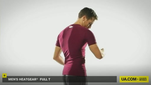 Men's HeatGear® Full T - image 3 from the video